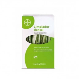 Limpiador Dental Bayer 140gr