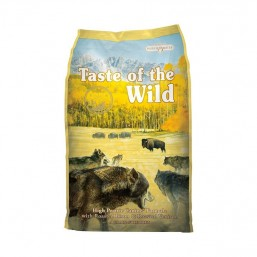 Taste of The Wild High Prairie Bisonte