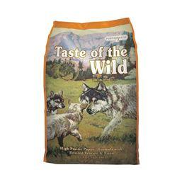 Taste of The Wild High Prairie puppy Bisonte