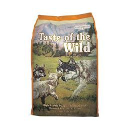 Taste of the Wild Puppy High Prairie Bisonte y Venado
