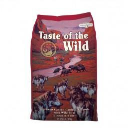 Taste of the Wild Southwest Canyon Buey y Jabalí