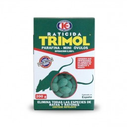 Cebo raticida Trimol 200g