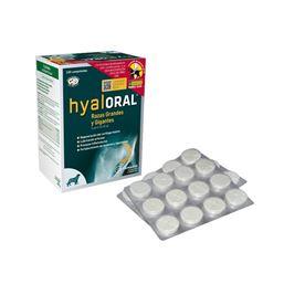 Hyaloral Condroprotector 12 y 120 comprimidos
